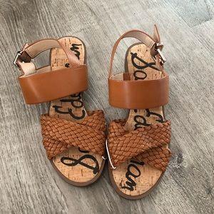 Sam Edelman Sandals Size 5.5 NWOB
